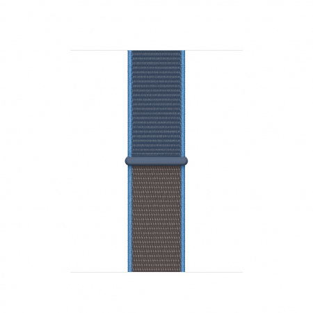 Apple Watch 40mm Band:  Surf Blue Sport Loop (Seasonal Spring2020)