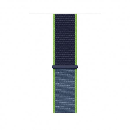 Apple Watch 44mm Band:  Neon Lime Sport Loop (Seasonal Spring2020)