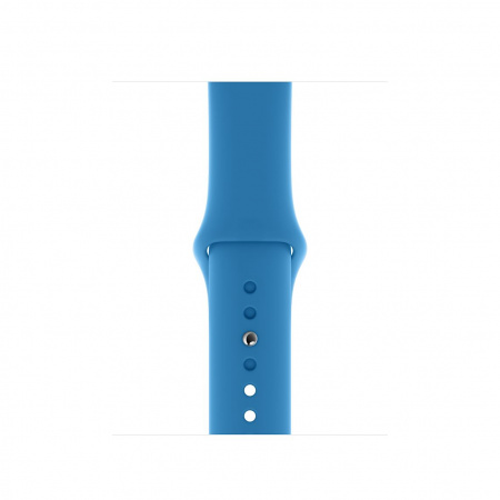 Apple Watch 40mm Band:  Surf Blue Sport Band - Regular (Seasonal Spring2020)