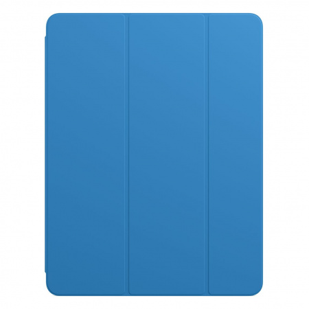 Apple Smart Folio for 12.9-inch iPad Pro (4th gen.) - Surf Blue (Seasonal Spring2020)