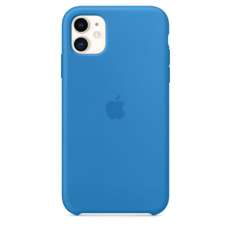 Apple iPhone 11 Silicone Case - Surf Blue (Seasonal Spring2020)