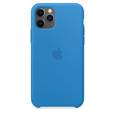 Apple iPhone 11 Pro Silicone Case - Surf Blue (Seasonal Spring2020)