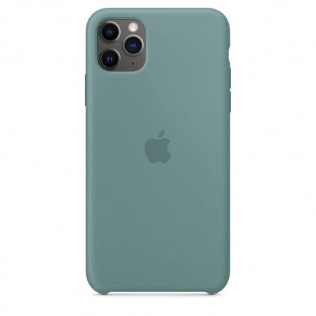 Apple iPhone 11 Pro Max Silicone Case - Cactus (Seasonal Spring2020)