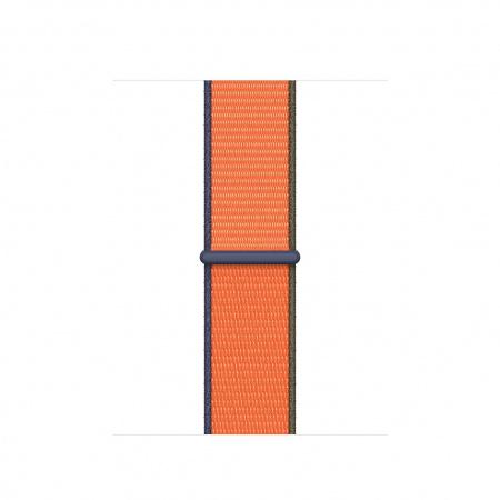 Apple Watch 40mm Band: Kumquat Sport Loop (Seasonal Fall 2020)