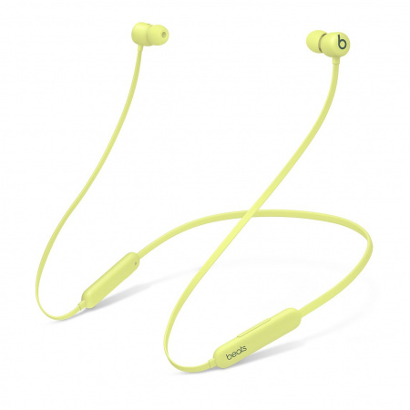 Beats Flex - All-Day Wireless Earphones - Yuzu Yellow