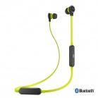 iLuv Neon Air 2 Tangle-free Wireless In-Ear Earphones - Green