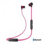 iLuv Neon Air 2 Tangle-free Wireless In-Ear Earphones - Pink