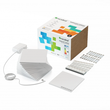 Nanoleaf Canvas SMK 17PK