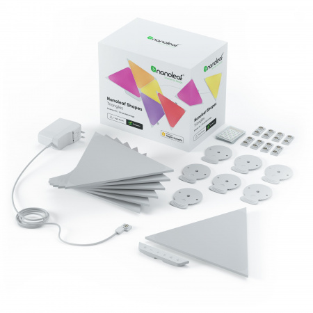 Nanoleaf Shapes Triangles Starter Kit 9PK