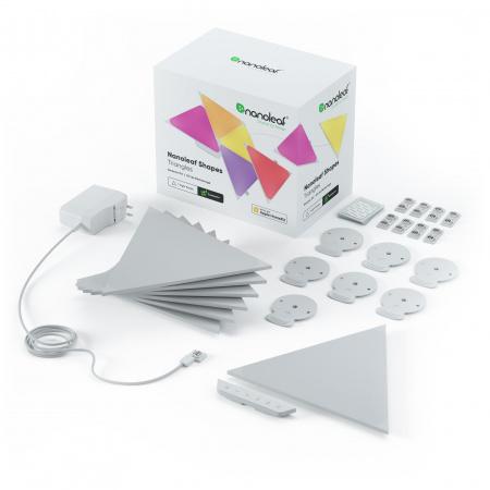 Nanoleaf Shapes Triangles Starter Kit 9PK
