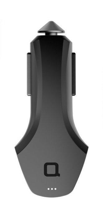 Nonda ZUS Smart Car Charger and Car Locator - Black