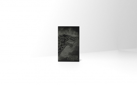 Tribe Game Of Thrones House Stark 4000mAh Power Bank - Black