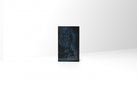 Tribe Game Of Thrones Throne 4000mAh Power Bank - Black