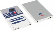 Tribe Star Wars R2D2 4000mAh Power Bank - Bílá