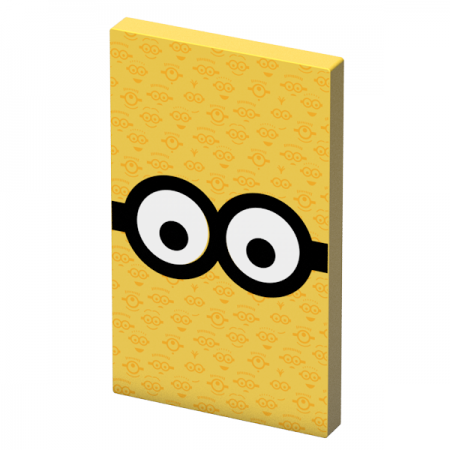 Tribe Minions Tom 4000mAh Power Bank - Yellow
