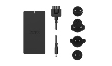 Parrot Skycontroller 2 (Náhradní díl) - Charger, cable and Plugs X4