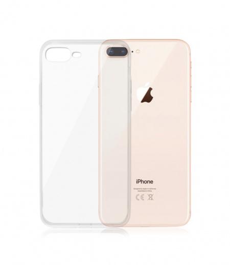 PanzerGlass Clear Case Glass/TPU for Apple iPhone 7/8 Plus