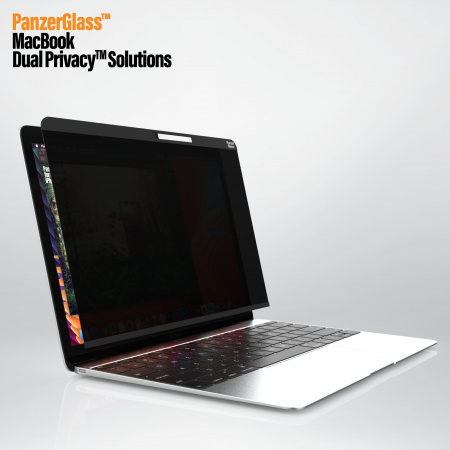 PanzerGlass Magnetic Privacy 12'' MacBook