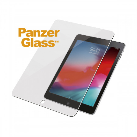 PanzerGlass Screen Protector Glass Edge-to-Edge for Apple iPad mini 4 / mini (2019) Transparent