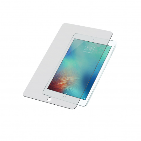 "PanzerGlass Screen Protector Glass Edge-to-Edge for Apple iPad/Air/for 9,7"" Transparent"