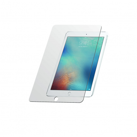 "PanzerGlass Screen Protector Glass Edge-to-Edge for Apple iPad for 12,9"" Transparent"