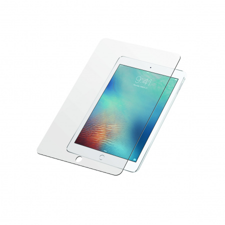 "PanzerGlass Screen Protector Glass Edge-to-Edge for Apple iPad for 10,5"" / Air 2019 Transparent"""