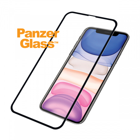 PanzerGlass Edge-to-Edge Apple iPhone Xr/11 Black