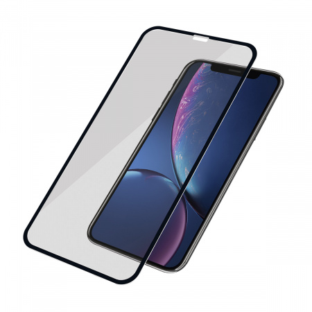 PanzerGlass Screen Protector Glass Edge-to-Edge Privacy for Apple iPhone Xr Black