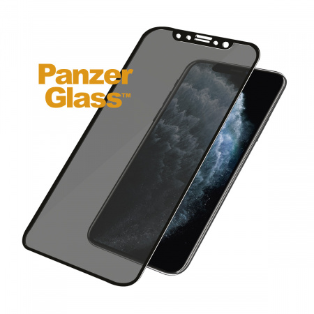 PanzerGlass Edge-to-Edge Privacy Apple iPhone X/Xs/11 Pro Black