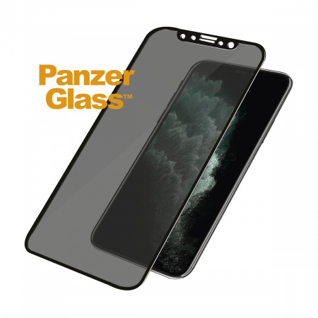 PanzerGlass Edge-to-Edge Privacy Apple iPhone Xs Max/11 Pro Max Black