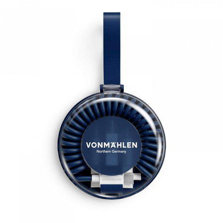 Vonmahlen Allroundo MFI all-in-one charging cable - Marine