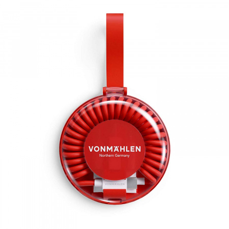 Vonmahlen Allroundo MFI all-in-one charging cable - Red