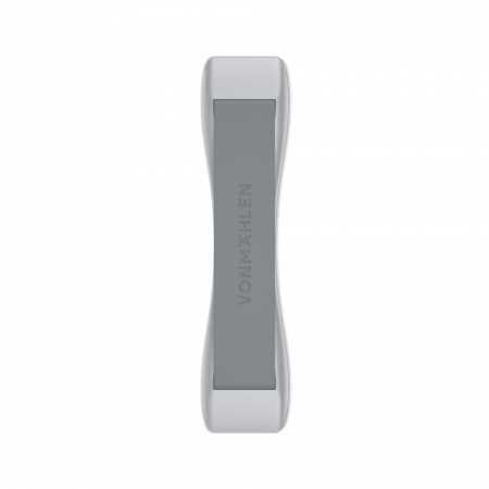 Vonmahlen Backbone Signature Phone Grip - Silver