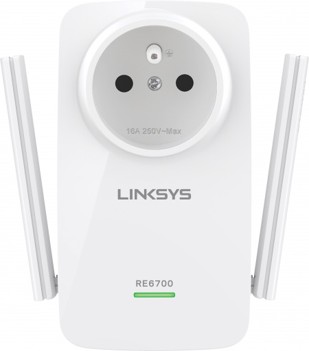 Linksys RE6700 AC1200 AMPLIFY Dual-Band Wi-fi Extender