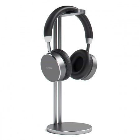 Satechi Aluminum Headphone Stand Slim - Space Gray