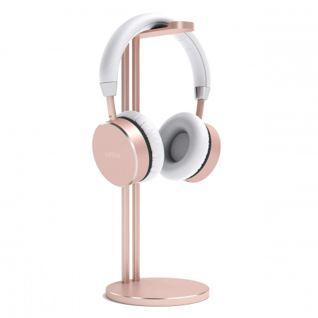Satechi Aluminum Headphone Stand Slim - Rose Gold