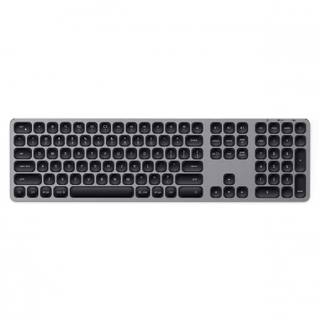 Satechi Aluminum Bluetooth Wireless Keyboard for Mac - US - Space Gray