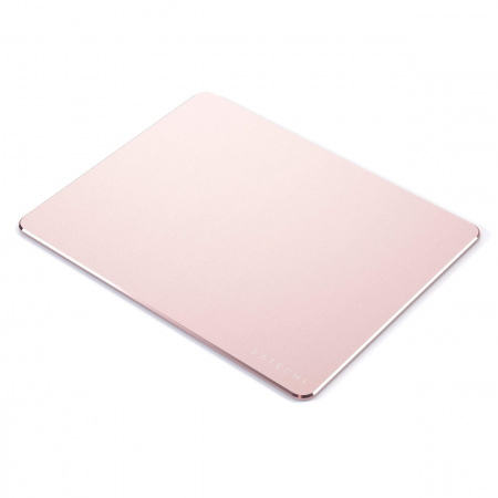 Satechi Aluminum Mouse Pad - Rose Gold