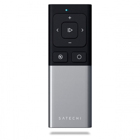 Satechi Aluminum Wireless Remote Control - Space Gray