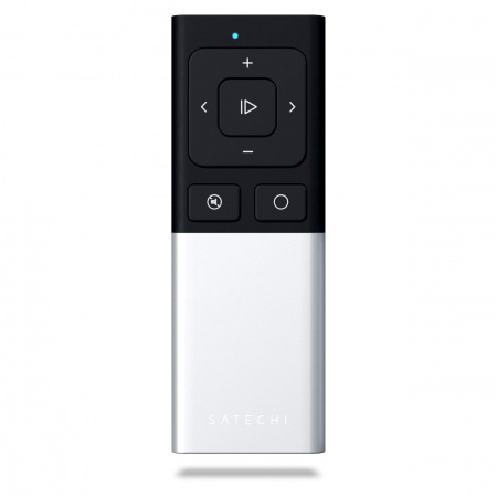 Satechi Aluminum Wireless Remote Control - Silver