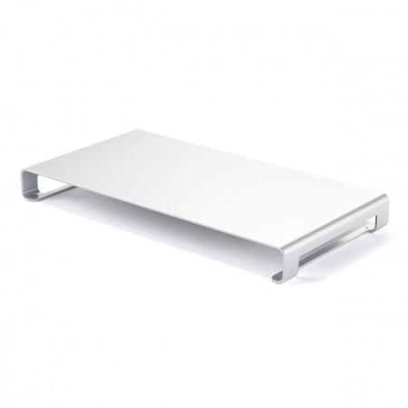 Satechi Slim Aluminum Monitor Stand - Silver