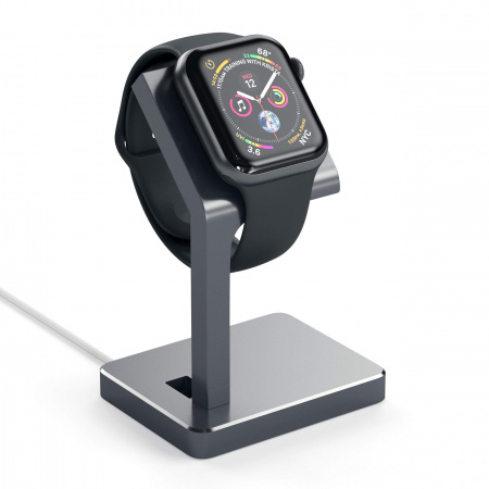 Satechi Aluminum Watch Stand - Space Gray
