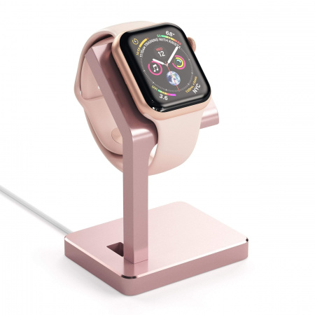Satechi Aluminum Watch Stand - Rose Gold