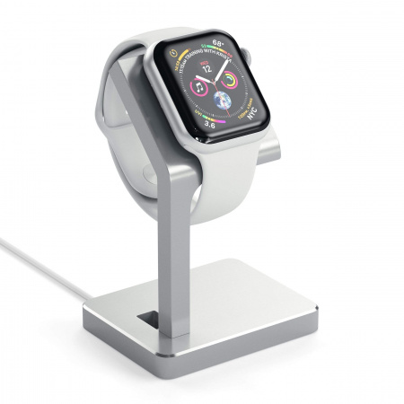 Satechi Aluminum Watch Stand - Silver