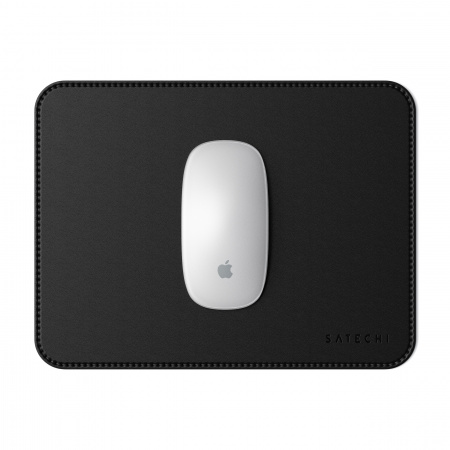 Satechi Eco Leather Mouse Pad - Black