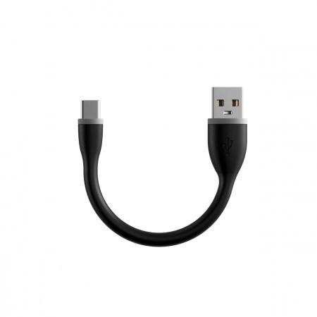 Satechi Flexible TYPE-C Cable (0.25m) - Black