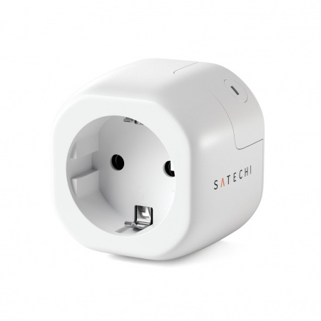 Satechi Homekit Smart Outlet (EU) - White
