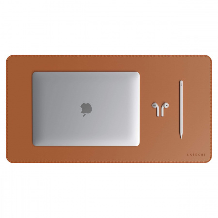 Satechi Eco Leather DeskMate - Brown