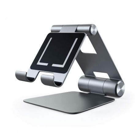 Satechi Aluminium R1 Adjustable Mobile Stand - Space Gray