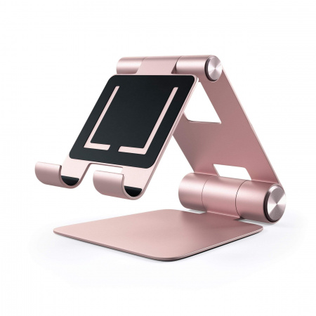 Satechi Aluminium R1 Adjustable Mobile Stand - Rose Gold